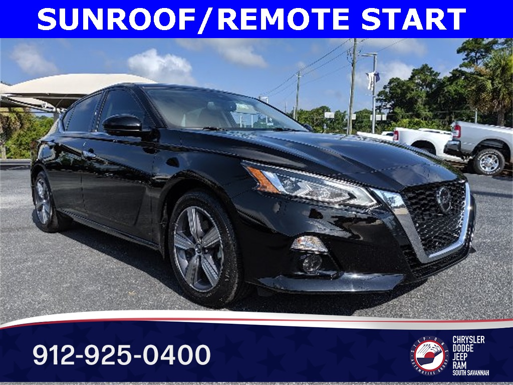 Pre-Owned 2019 Nissan Altima 2.5 SV