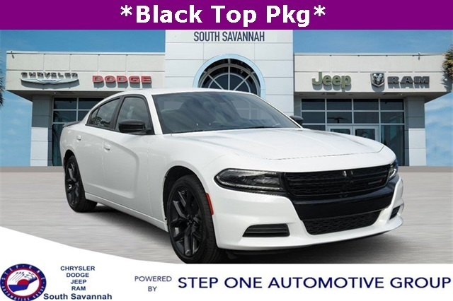 New 2019 Dodge Charger Sxt Sedan In South Savannah Kh550025