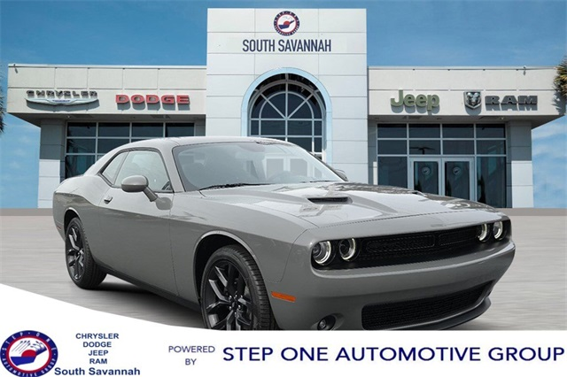 New 2019 Dodge Challenger Sxt Coupe In South Savannah Kh549127
