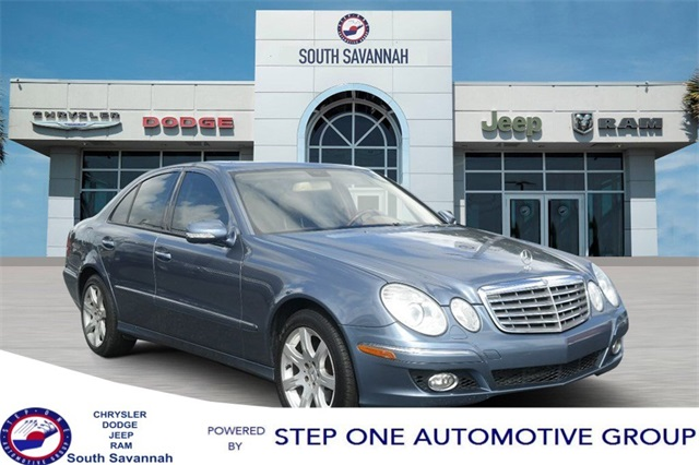 Pre Owned 2007 Mercedes Benz E Class E 350
